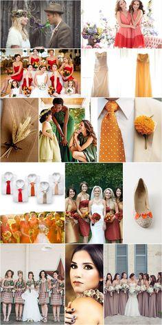Praise Wedding » Wedding Inspiration and Planning » 73 Fall Wedding Ideas