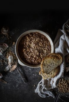 The Trembling Heart of Marche, and a Baked Mushroom 'Lenticchiotto' | Hortus Natural Cooking