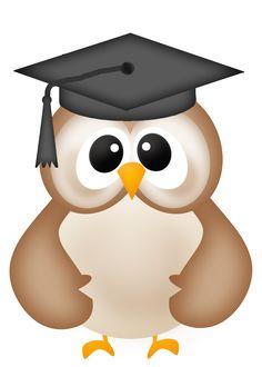 Owl Graduation Clipart Clipart Panda Free Clipart Images - Clipart Suggest Owl Logo, Graduation Party Decor, Graduation Frames, Graduation Quotes, Silhouette Cameo Tutorials, Free Clipart Images, Unicorn Cake Topper, Custom Candy, Owl Art