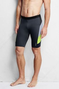 b6b51d7cf0 Men s Active Swim Jammers from Lands  End Men s Swimsuits