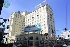 The Roosevelt Hotel – Marilyn Monroe posed for her first commercial, a suntan lotion ad, on the pool's diving board.   Later in the mid 50s she used to stay in a suite above the pool area which is now the Tropicana Bar.