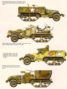 USA Whiting half-track