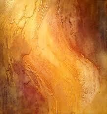 La favolosa nuova texture di Studio Menguante per i suoi pannelli modulari dalle svariate dimensioni. L'antica tecnica risalente al 1300 sapientemente utilizzata dall'artista, appassionata di lava e vulcani. La texture è realizzata con pigmenti naturali, cera e foglia in oro. La brunitura a mano con punta d'agata garantisce il mantenimento della lucentezza del colore. Visita l'atelier dal link: http://www.mirabiliashop.com/studio%20menguante.htm Esclusiva di Mirabiliashop.com  100% ARTITALY