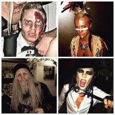 Sauli's Halloweens