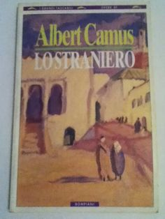 BookWorm & BarFly: Lo straniero - Albert Camus (1942)
