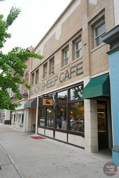 Black Sheep Cafe in Provo Utah - contemporary southwestern Native American food.
