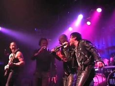 The One You Love To Hate - Live  Rob Halford, Bruce Dickinson, Geoff Tate--my face has melted completely off by the metal explosion.