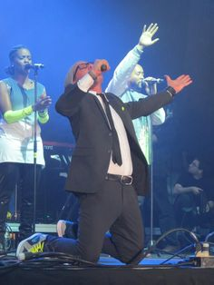 Toby Mac at A Night Of Hope and Healing for Sandy Hook