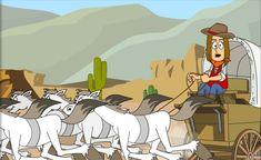 I chose this illustration because like the drawing a crowd of horses running in the desert. Cooper J. (October She'll be coming around the mountain [online image]. Retrieved from Come Around, October 2013, Online Images, Choose Me, Crowd, Mountain, Horses, Illustrations, Running