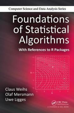 Applied probability models with optimization applications brownian foundations of statistical algorithms with references to r packages claus weihs olaf mersmann fandeluxe Choice Image