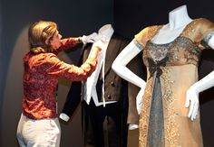 Costumes from Titanic (The movie is set 1912)