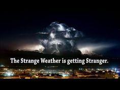 La météo étrange devient de plus en plus étrange. Nuages noctulescents ,  orages , sprites , aurores rouges ... -