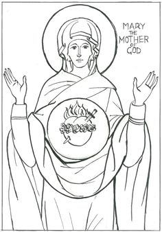 Mary Mother Of God 2040x2922