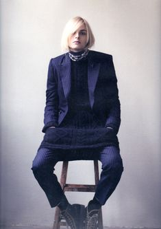 """andrejpejic-portfolio: """" Andrej Pejic for Rika Magazine Issue #5 October 2011 The following scans are courtesy of @D_i_Z_ on Twitter (http://ameblo.jp/diz-sykes/) Special thanks to @D_i_Z_ For bigger..."""