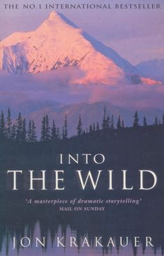 Into the Wild follows the story of a young man from a well-to-do family who hitchhiked to Alaska and walked alone into the wilderness. He had given $25,000 in savings to charity, abandoned his car and most of his possessions, burned all the cash in his wallet, and invented a new life for himself.