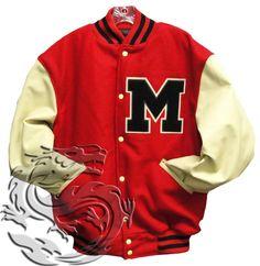Douglas High School Letter Jacket