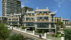 Cozy Apartments with Floor Garden, 182