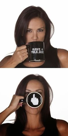 I need this coffee cup