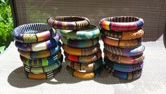 bangles 7   by Mary Anne Loveless