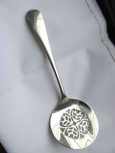 Georg Jensen Sterling Silver Tomato Server