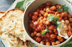 This deliciously spiced dish is common vegetarian fare in India. If you're a fan of spice, add a finely chopped red chili or two along with the garlic. Serve with basmati rice, naan bread or dosa (savoury crepes found in speciality Indian grocery stores).