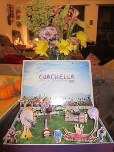 Arrival of My Coachella 2012 Pass Box Leaves More Questions Than Answers Coachella 2012, Ticket Boxes, Future Festival, Art Festival, Festival Style, Event Branding, Birthday Cards, Presents, Fiestas