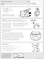 Christmas santa card - Studyladder | Studyladder resources | Pinterest
