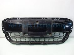 Used 2012 Honda Civic LOWER FRONT GRILLE - BLACK  71105-TS9-A01 71105TS9A01. Purchase from https://ahparts.com/buy-used/2012-Honda-Civic-LOWER-FRONT-GRILLE-BLACK-71105-TS9-A01-71105TS9A01/118419-1?utm_source=pinterest