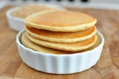 Whole Wheat Blender Pancakes {My New Favorite Breakfast!}