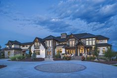 Plan 95038RW: Three Level Craftsman Beauty