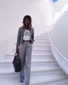SKETCH || Pantalon dispo sur mon blog rubrique #shopmystyle || #tapfordetails More