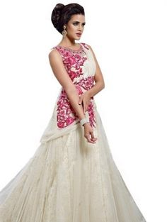 1cb86c80aa72d Manufacturers Exporters and Wholesale Suppliers of Bollywood Gown Surat  Gujarat