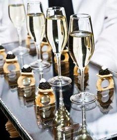 Champagne and Caviar http://georgiapapadon.com/