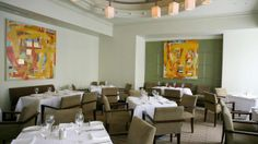 """The Oval Room Restaurant, 800 Connecticut Ave., NW (not open Sundays) You'll enjoy modern American cuisine in a beautiful contemporary setting.  BTW, Chef Tony Conte was nominated for """"Chef of the Year."""" #americancuisine #topdcchefs #dcredlinehomes"""