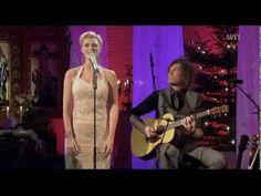"""Sanna Nielsen: """"Julkonsert"""" (Sweden; 25 December, 2012)"""