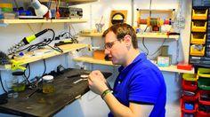 Flussmittel zum löten selbst machen; homemade solder Flux | MAYER MAKES