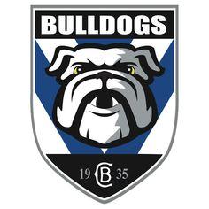 Bulldogs Logo, on redbubble