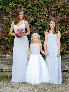 These stunning halter neck Veromia Bridesmaid dresses have a poly chiffon fabric with a cross over waist, side drape and zip back. Dresses have been designed in a Lavender shade of colour. Product code VRB71458. View more Bridesmaid dresses from our Veromia Bridesmaids collection at: http://www.baroqueboutique.co.uk/bridesmaids/ Photographs courtesy of: http://veromia.co.uk/Bridesmaids.html