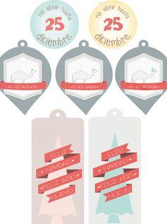 lasrtaglez blog: Imprimibles de Navidad -gratis!!!-