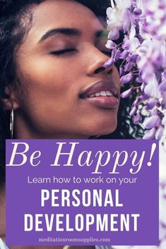 Be happy. Learn how to work on your personal development for a fulfilled life! self help, personal growth, inner work #happiness #selfhelp #selfgrowth #meditation #personaldevelopment Meditation For Stress, Meditation For Beginners, Meditation Quotes, Have Faith In Yourself, Work On Yourself, Overcoming Anxiety, Work Stress, Happy Today, Positive Mindset