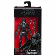 Star Wars Black Series 6 inch Sealed Case Hux Asty Kylo Rey Snowtrooper TIE