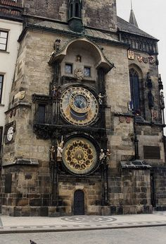 Astronomical Clock, Prague Marktplaz