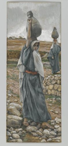The Holy Virgin in Her Youth (La sainte vierge jeune) : James Tissot : Free Download & Streaming : Internet Archive