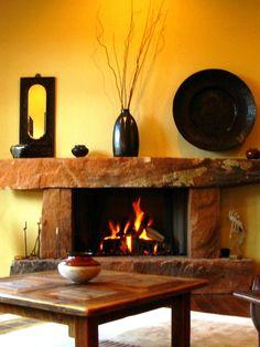 56 best fireplace interiors yellow images log burner home decor rh pinterest com