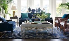 Living Room | Williams-Sonoma