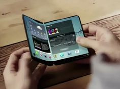 Samsung is reportedly building a foldable smartphone prototype with 2 screens