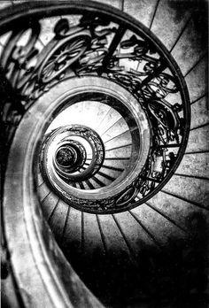 Staircase, Chateau Versaille #photographytalk #blackandwhitephotography