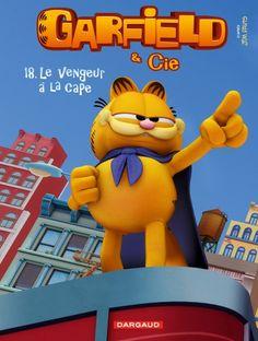 Garfield & Cie tome 18 de Jim Davis. #Dargaud #BD #Garfield