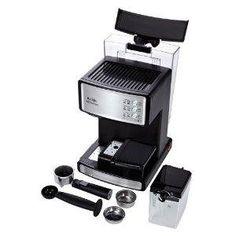 Mr. Coffee ECMP1000 Café Barista Premium Espresso/Cappuccino System, Silver - What Is Your Hobby?