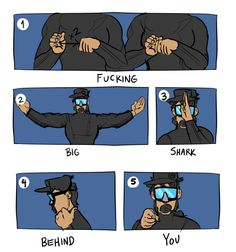 signs they don't teach u in diving school feat. jotaro kujo